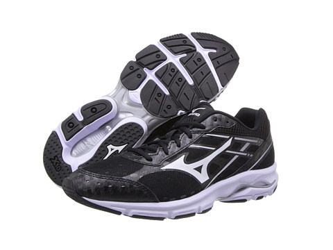 Mizuno - Wave Unite 2 (Black/White) Men
