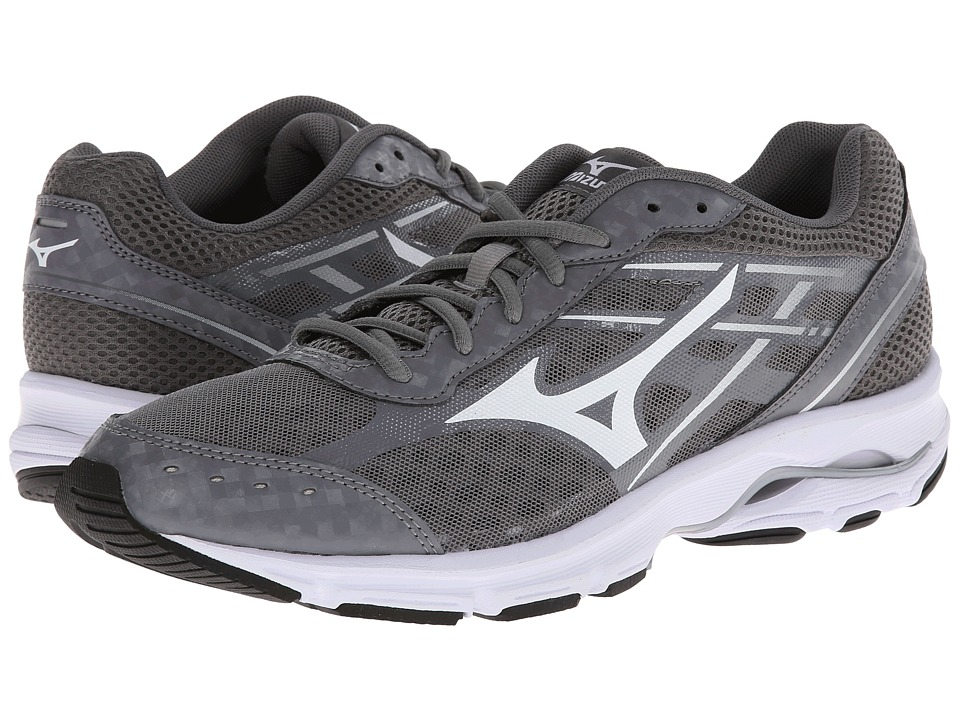 Mizuno - Wave Unite 2 (Grey/White) Men's Cross Training Shoes