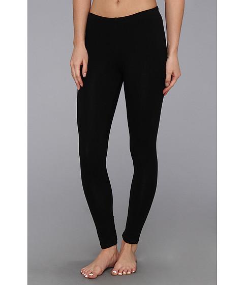 Steve Madden - Cotton Legging (Black) Women's Clothing