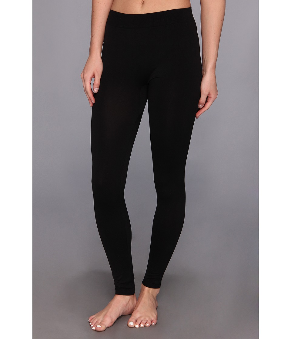 Steve Madden - Seamless Legging (Black) Women's Casual Pants