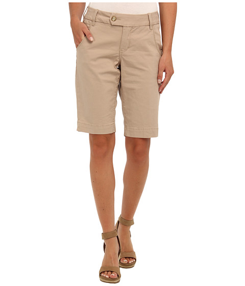 Christopher Blue - Trina Bermuda Island Twill (British Khaki) Women
