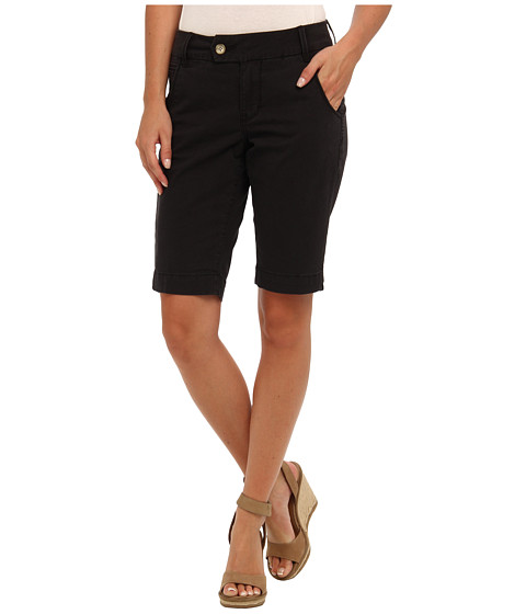 Christopher Blue - Trina Bermuda Island Twill (Black) Women's Shorts