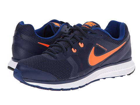 Nike - Zoom Winflo (Midnight Navy/Gym Blue/White/Hyper Crimson) Men
