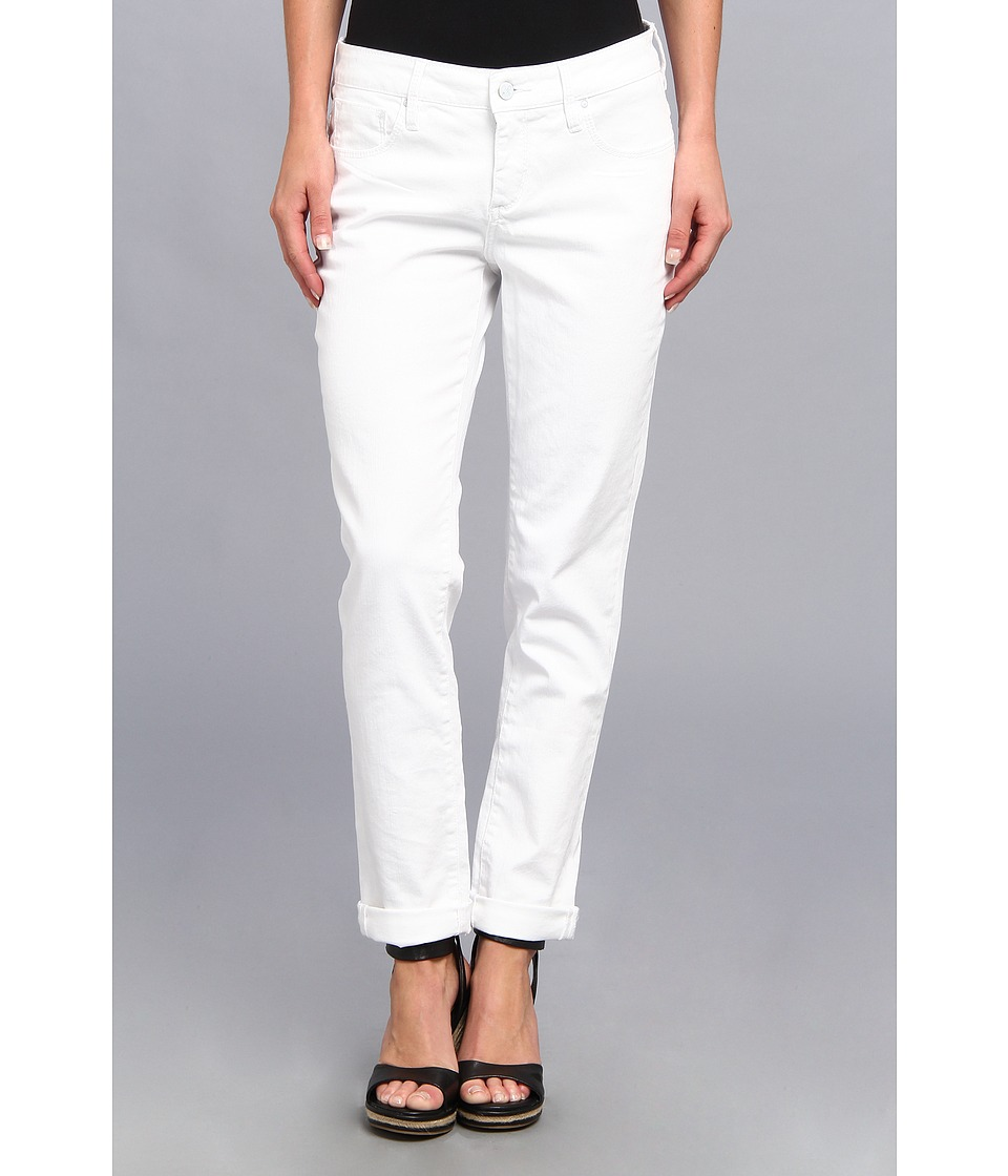 Christopher Blue - Diane Roll in White (White) Women's Jeans