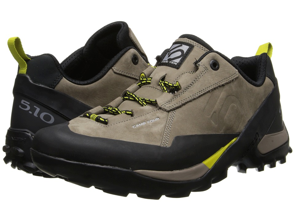 Five Ten - Camp Four (Brown/Yellow) Men's Shoes