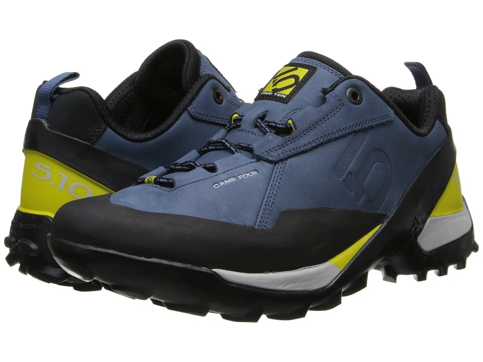 Five Ten - Camp Four (Marine/Citron) Men's Shoes