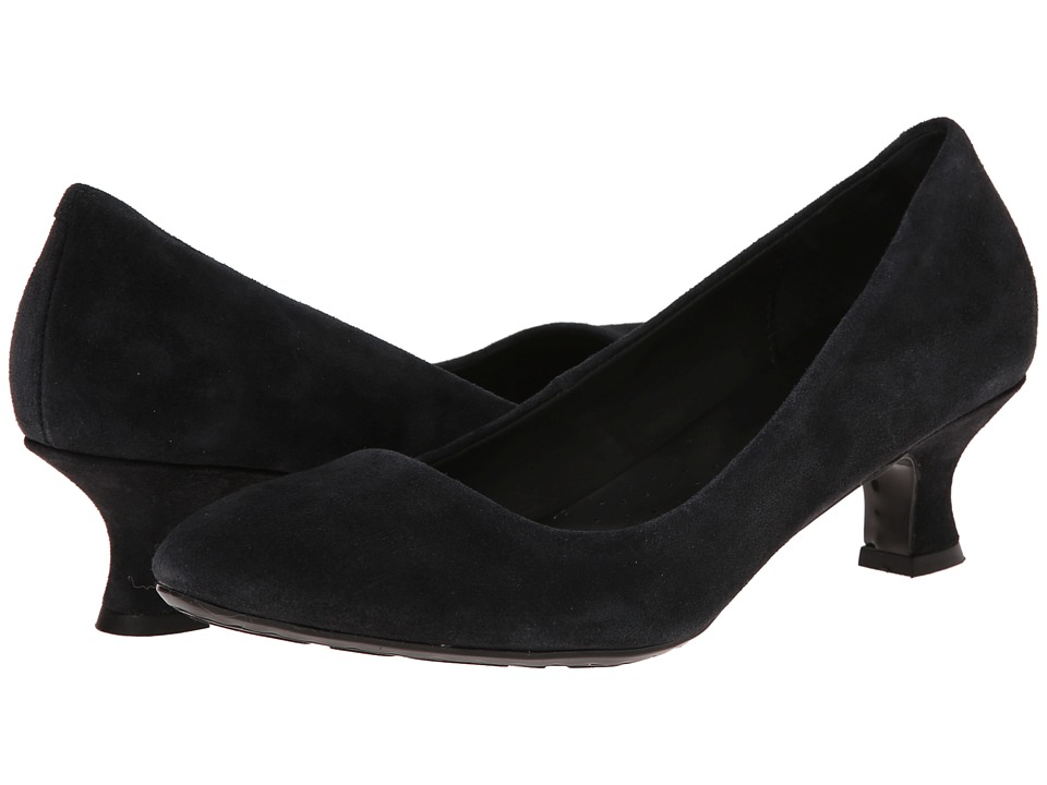 Born - Eloise - Crown Collection (Dark Grey Suede) Women
