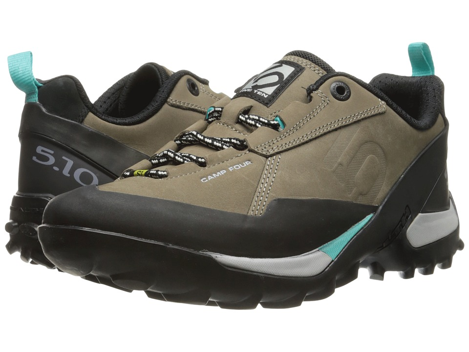 Five Ten - Camp Four (Brown/Mint) Women's Hiking Boots