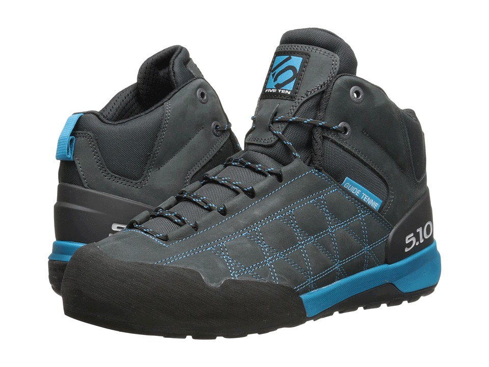 Five Ten - Guide Tennie Mid (Caribbean Sea/Solid Grey) Men's Hiking Boots
