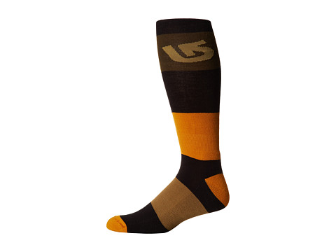 Burton - Tailgate Sock (True Black) Men