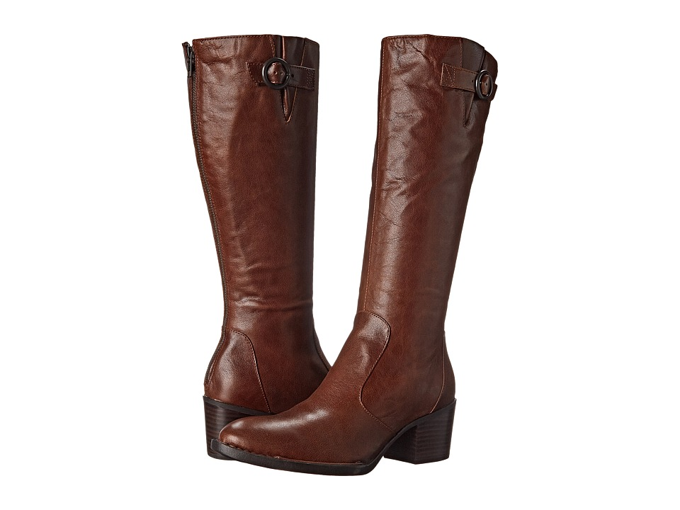 Born - Briony - Crown Collection (Brown Veg) Women's Boots
