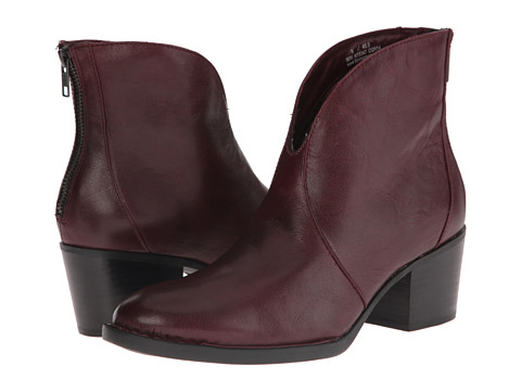 Born - Bayleigh - Crown Collection (Burgundy Veg) Women's 1-2 inch heel Shoes