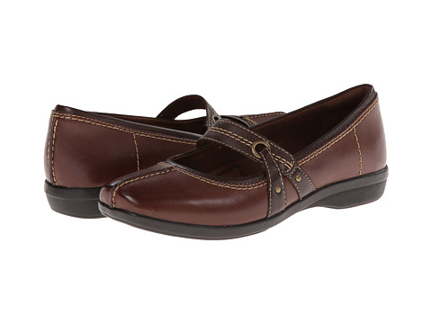 Clarks - Haydn Maize (Brown Leather) Women