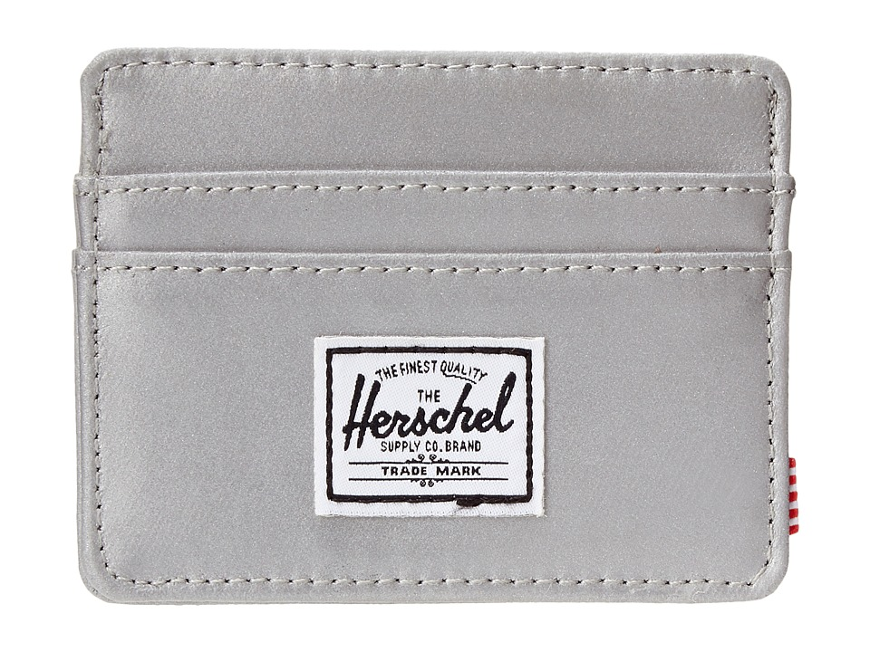 Herschel Supply Co. - Charlie (3M Silver) Credit card Wallet