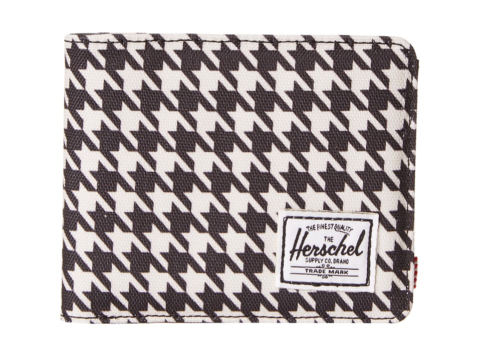 Herschel Supply Co. - Hank (Houndtooth) Wallet Handbags