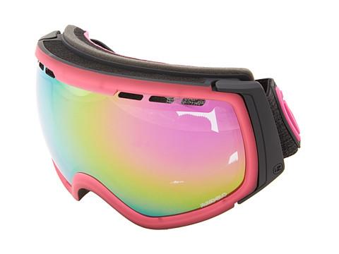 VonZipper - Feenom - N.L.S. (Mindglo Pink/Smoke Pink Chrome) Snow Goggles