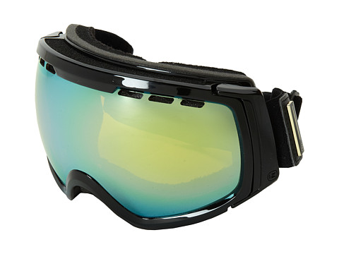 VonZipper - Feenom - N.L.S. (Black Gloss/Gold Chrome) Snow Goggles