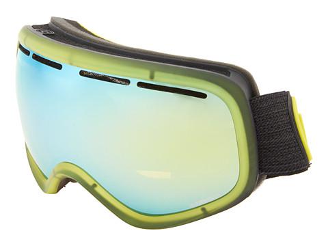 VonZipper - Skylab (Mindglo Yellow/Gold Chrome) Snow Goggles