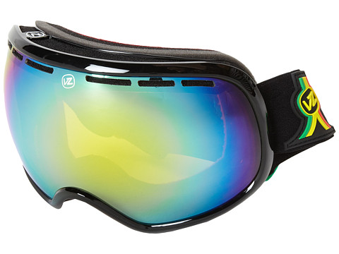 VonZipper - Fishbowl (Vibrations/Locust Chrome) Snow Goggles