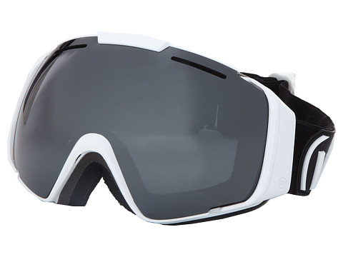 VonZipper - El Kabong (White Gloss/Black Chrome) Snow Goggles