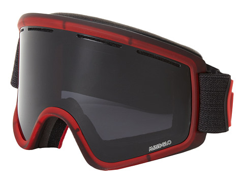 VonZipper - Cleaver (Mindglo Red/Blackout) Snow Goggles