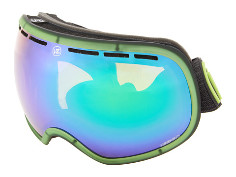 VonZipper - Fishbowl (Mindglo Lime/Quasar Chrome) Snow Goggles