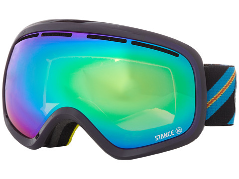 VonZipper - Skylab (Stance Double Windsor/Quasar Chrome) Snow Goggles