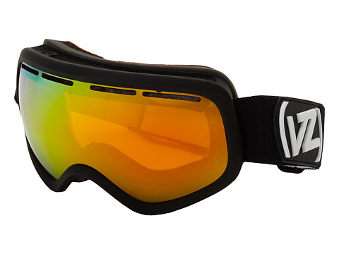 VonZipper - Skylab (Black Satin/Fire Chrome) Snow Goggles