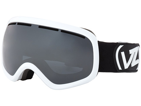 VonZipper - Skylab (White Gloss/Black Chrome) Snow Goggles