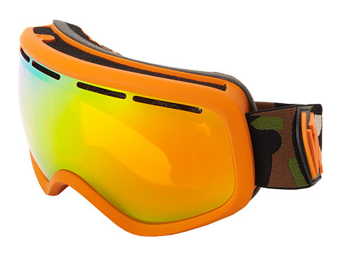 VonZipper - Skylab (Blaze Orange/Fire Chrome) Snow Goggles