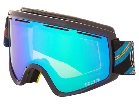 VonZipper - Cleaver (Stance Double Windsor/Quasar Chrome) Snow Goggles