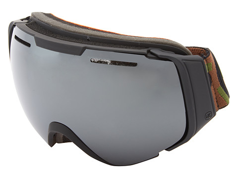 VonZipper - El Kabong (Black Satin/Black Chrome 1) Snow Goggles