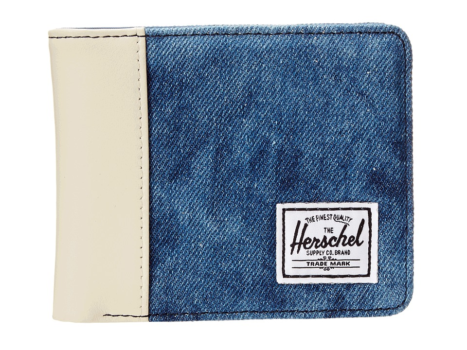 Herschel Supply Co. - Edward (Acid Wash) Bi-fold Wallet
