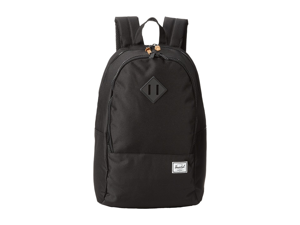 Herschel Supply Co. - Nelson Backpack (Black) Backpack Bags