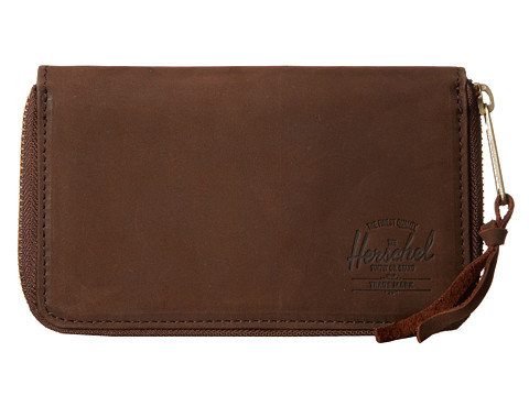 Herschel Supply Co. - Thomas (Nubuck) Wallet Handbags
