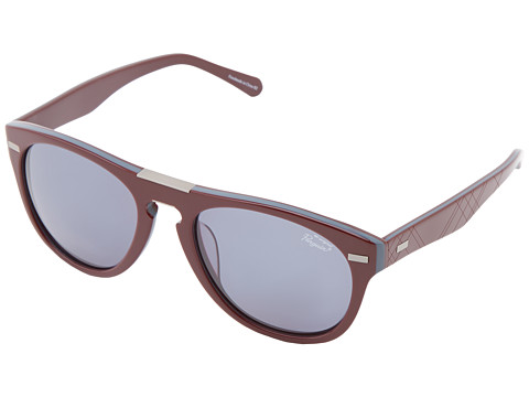 Original Penguin - The Randall (Burgundy Grey Laminate) Fashion Sunglasses