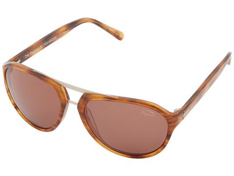 Original Penguin - The Pickford (Feathered Caramel) Fashion Sunglasses