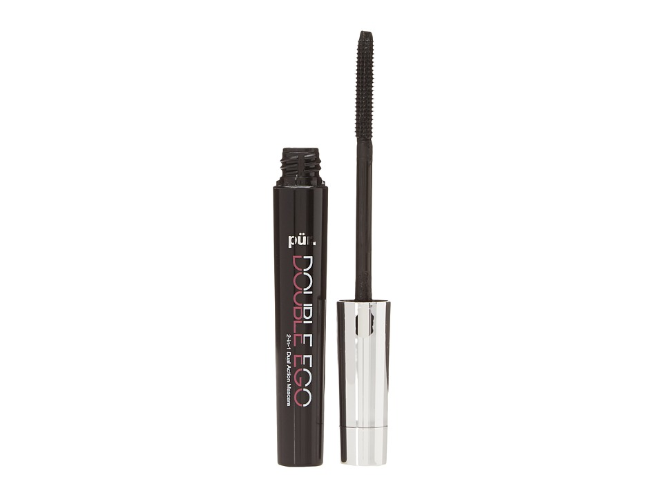 purminerals - Double Ego Mascara (Black) Color Cosmetics