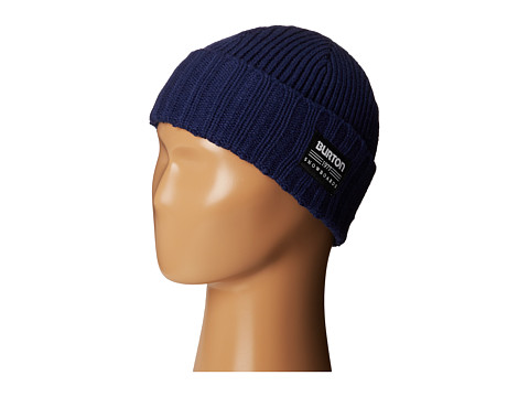 Burton - Gringo Beanie (Youth) (Deep Sea) Beanies