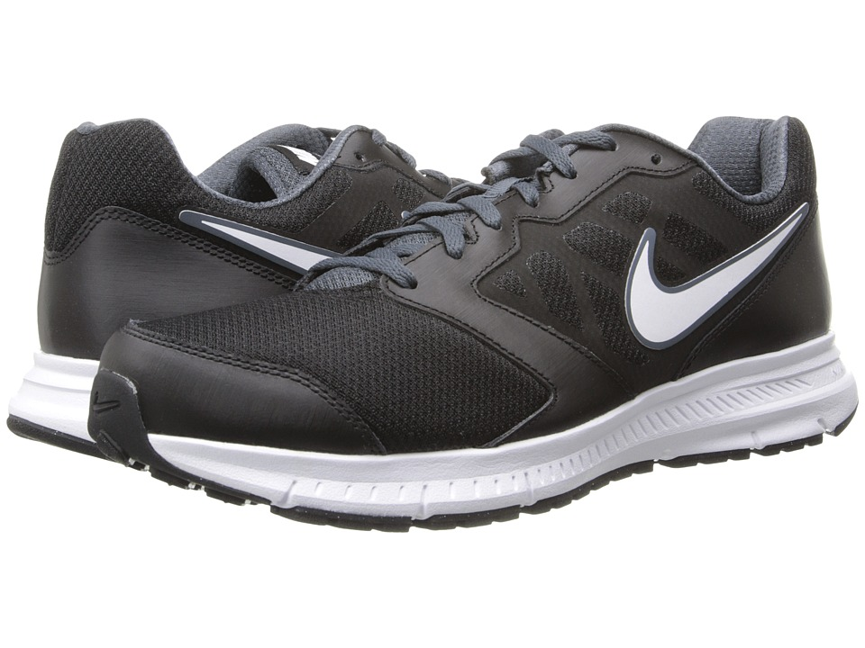 Nike - Downshifter 6 (Black/Dark Magnet Grey/White) Men's Running Shoes