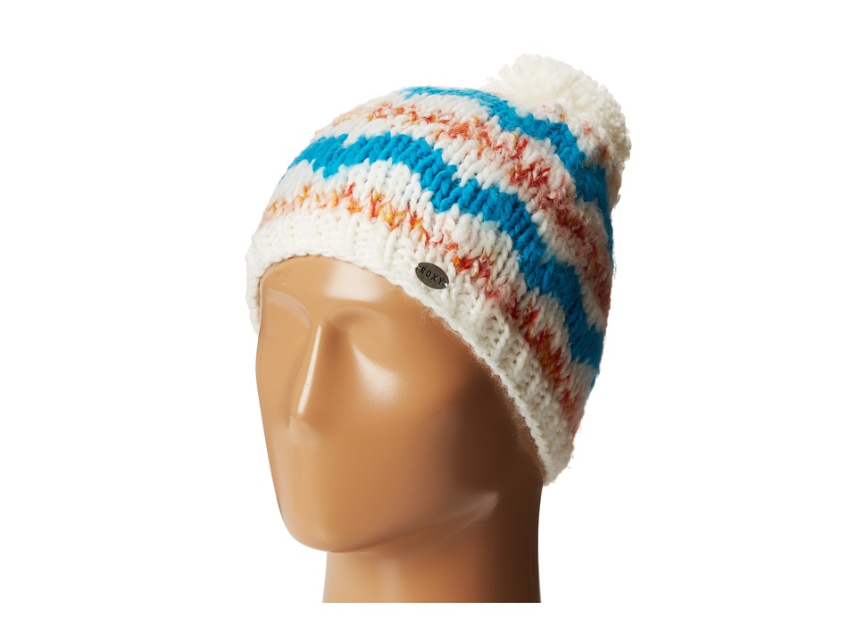 Roxy - U Got It Beanie (Bright White) Beanies