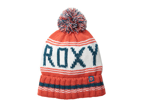 Roxy - Tonic Beanie (Hot Coral) Beanies