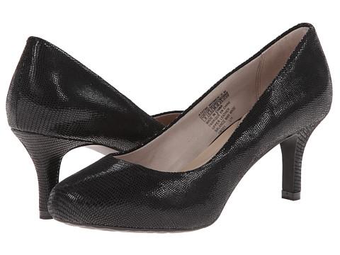 Rockport - Seven to 7 Low Pump (Black Foil) High Heels