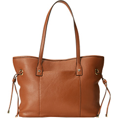 SALE! $99.99 - Save $128 on Calvin Klein Key Item Pebble Leather Tote (Luggage) Bags and Luggage - 56.14% OFF $228.00