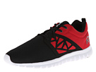 Reebok Sublite Authentic (Black/Excellent Red/Soft Black/White) Men's Shoes