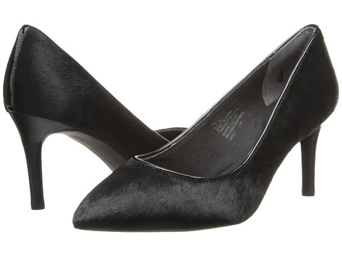 Rockport - Total Motion 75mm Pointy Toe Pump (Black Hair On) High Heels