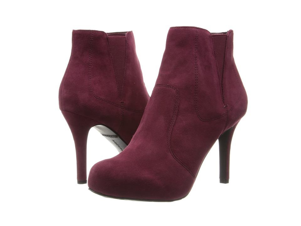 Rockport - Seven To 7 95mm Gore Shootie (Windsor Wine Suede) Women's Shoes