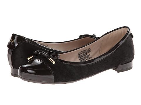 Rockport - Atarah Cap Toe Ballet (Coach Hair On) Women's Shoes
