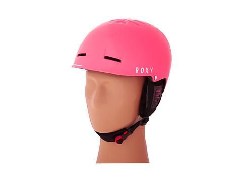 Roxy - Avery Helmet (Fluo Pink) Snow/Ski/Adventure Helmet