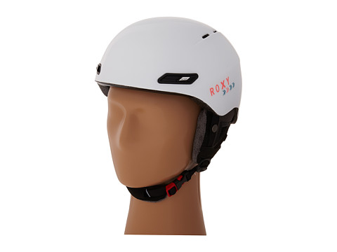 Roxy - Love Is All Helmet (White) Snow/Ski/Adventure Helmet